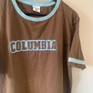 Columbia / Cotton / Short Sleeve / Tee